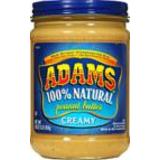 Adams, Peanut Butter, Creamy image