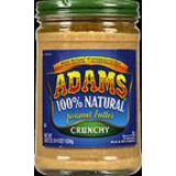 100% Natural Crunchy Peanut Butter image