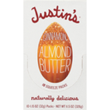 Cinnamon Almond Butter Squeeze Packs image