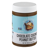 Chocolate Coconut Peanut Butter image