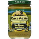 Creamy Unsweetened Salt Free Sunflower Seed Butter image