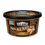 100% All Natural Creamy Peanut Butter image